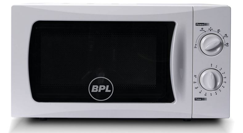 bpl microwave oven