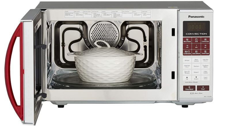 panasonic microwave oven review
