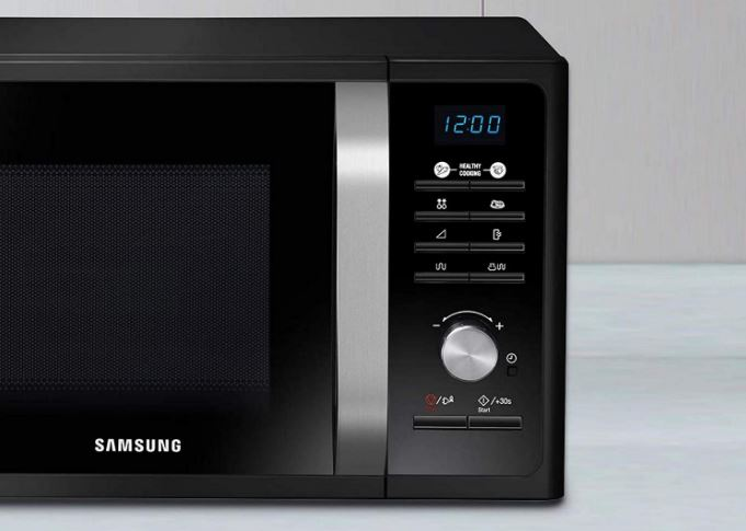 Samsung 23 L Solo Microwave Oven review