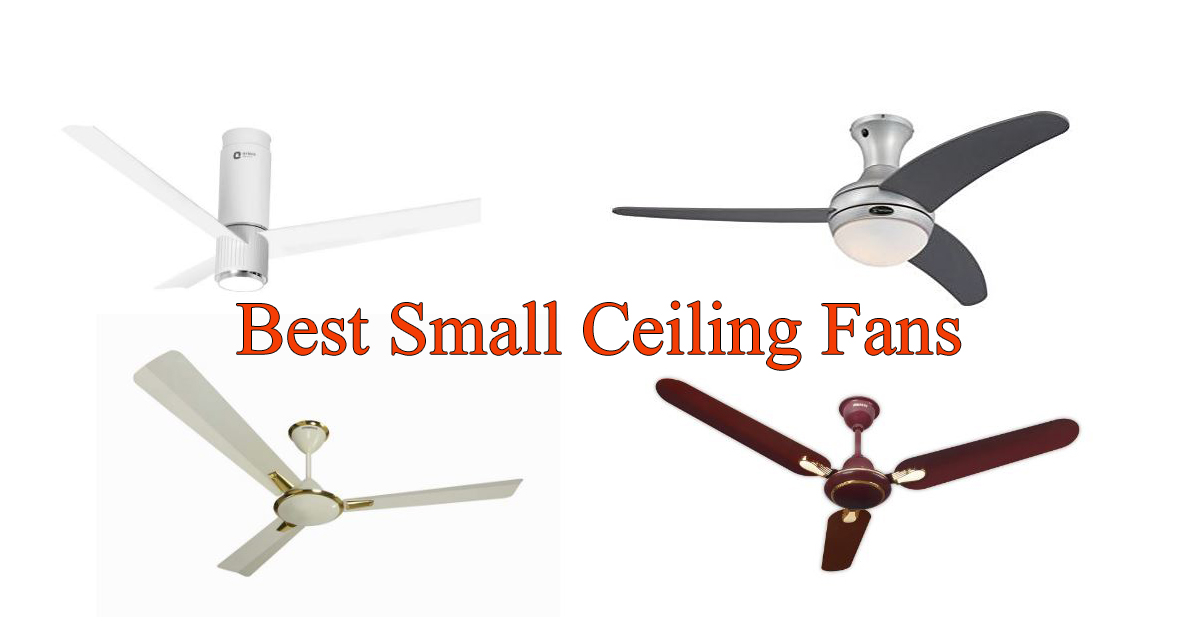 best small ceiling fans in india